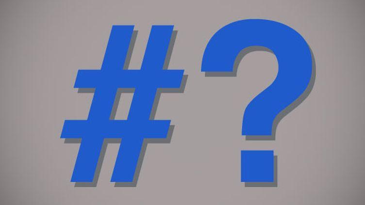 """Le Journal officiel mentionne le mot """"hashtag"""" comme un """"équivalent étranger"""" du mot-dièse. (FRANCETV INFO)"""