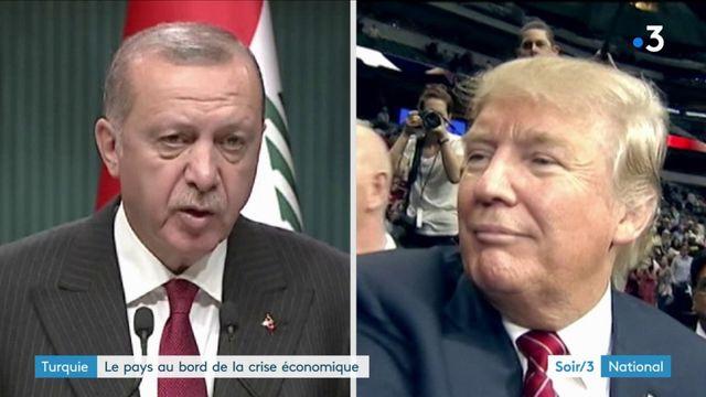 Economie : les Etats-Unis font souffrir la Turquie