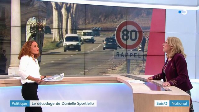 Limitation de la vitesse à 80 km/h : recul du gouvernement en vue