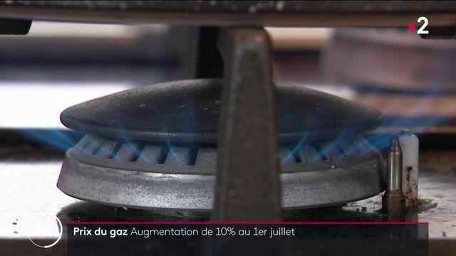 Consommation : le prix du gaz va augmenter de 10%