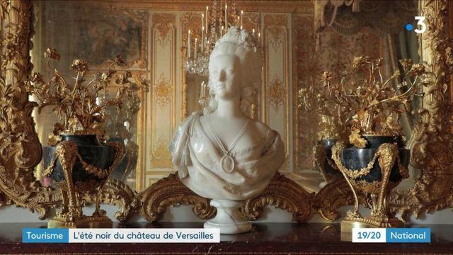 Tourisme : un été très mauvais pour le château de Versailles