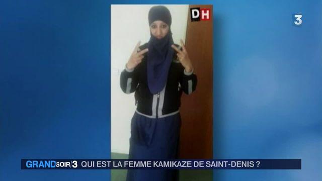 Assaut à Saint-Denis : qui était la femme kamikaze ?