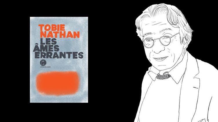 """Tobie Nathan publie """"Les âmes errantes"""" (L'Iconoclaste)  (Laurence Houot / Culturebox)"""