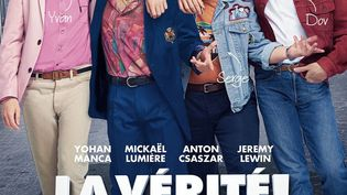 La saga La Vérité si je mens revient au cinéma mercredi 16 octobre avec le quatrième opus. (CAPTURE D'ÉCRAN / ALLOCINÉ)