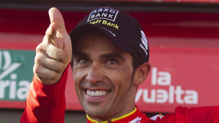 Alberto Contador, el Pistolero