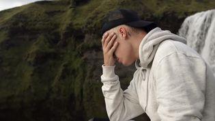"Le clip de la chanson ""I'll show you""de Justin Bieber a étéfilmé dans le canyon de Fjadrargljufur (Islande), fin 2015. (YOUTUBE / JUSTIN BIEBER)"