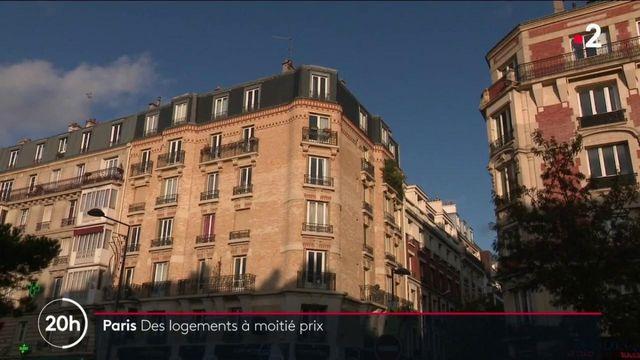 Immobilier : des logements à moitié prix bientôt mis en vente par la ville de Paris