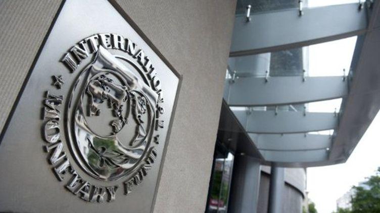 Le bâtiment du FMI à Washington (AFP - Saul LOEB)