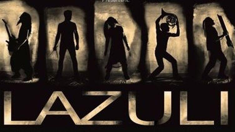 Une affiche de concert de Lazulli  (Lazuli)