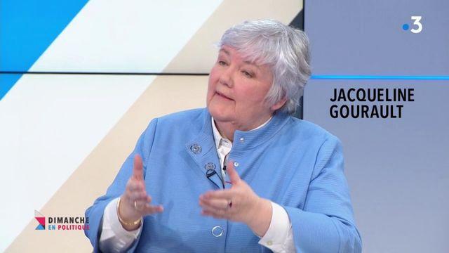 """Jacqueline Gourault : """"On sanctuarise la collectivité de Corse"""""""
