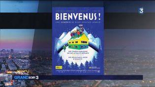 L'affiche du film Bienvenus ! (FRANCE 3)