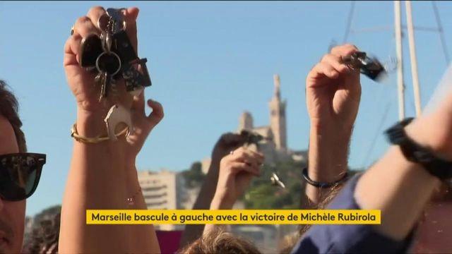 Michèle Rubirola l'emporte finalement à Marseille