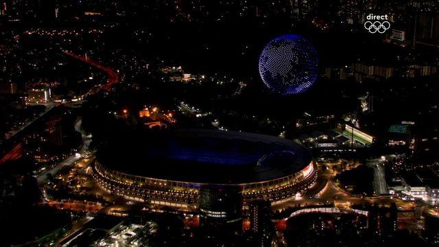 Le déploiement des drones dans le ciel de Tokyo