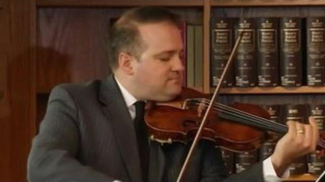 Un Stradivarius estimé à cinq millions de dollars a été retrouvé