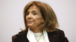 Gisèle Halimi, le 27 novembre 2008. (THOMAS PADILLA / MAXPPP)