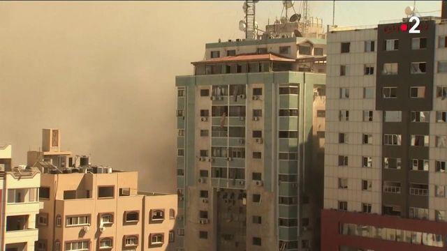 Proche-Orient : la presse prise pour cible à Gaza ?