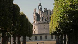 Patrimoine : dans les coulisses du domaine de Chambord (France 2)