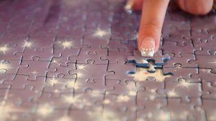 Faire des puzzles, c'est bon pour le cerveau. (AFP)