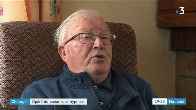 Chirurgie : un homme opéré du cœur sans anesthésie grâce à l'hypnose