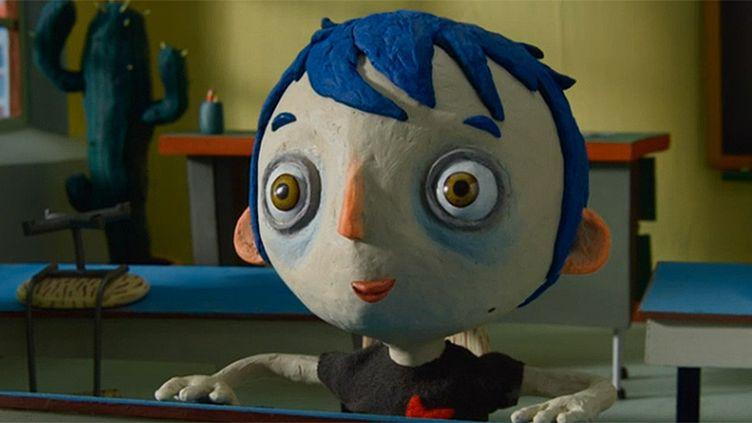"""Le petit orphelin du film d'animation """"Ma vie de courgette"""" de Claude Barras a fait craquer le Festival International du Film d'Animation d'Annecy 2016 : il a remporté le Cristal du long métrage et le Prix du Public.  (Rita Productions)"""