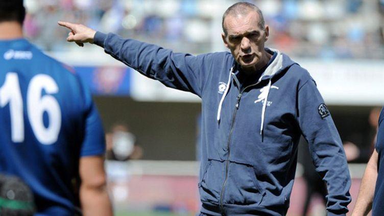 Eric Béchu, l'entraîneur du club de rugby de Montpellier, s'en est allé ce mardi des suites d'une longue maladie