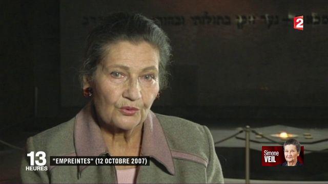 Simone Veil : Auschwitz, la tragédie d'une vie