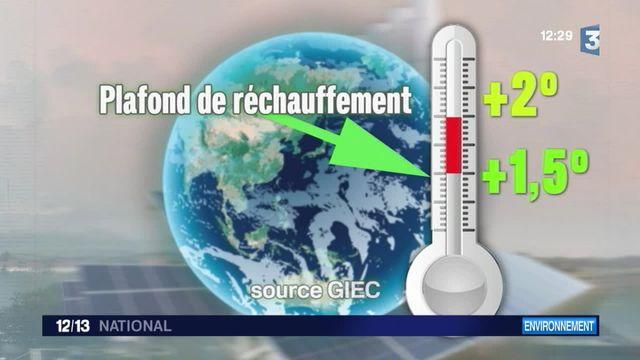 COP 21 : Un projet d'accord a été trouvé