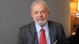 L'ancien président Lula le 4 février 2020. (ANTOINE DEIANA/RADIOFRANCE)