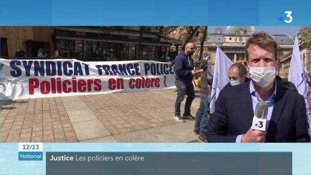Procès de Viry-Châtillon : indignés par le verdict, les policiers protestent