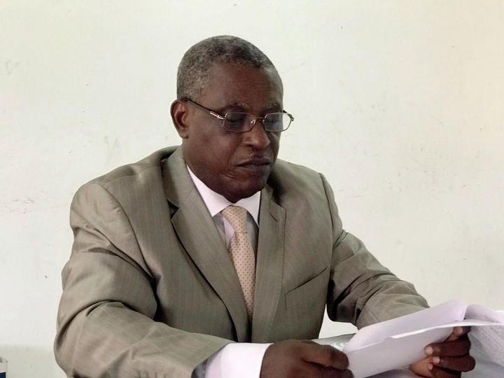 Jean Elvis Ebang Ondo est président de l'Association de lutte contre les crimes rituels au Gabon. (Photo/Association de lutte contre les crimes rituels)