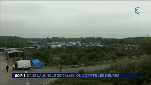 Calais : le sort des migrants en question
