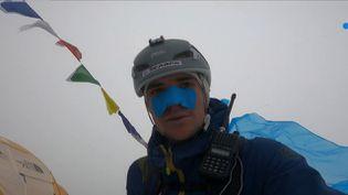 Himalaya: l'exploit incroyable d'un Français de 19 ans. (FRANCE 3)
