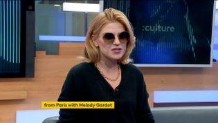 Melody Gardot (FRANCEINFO)