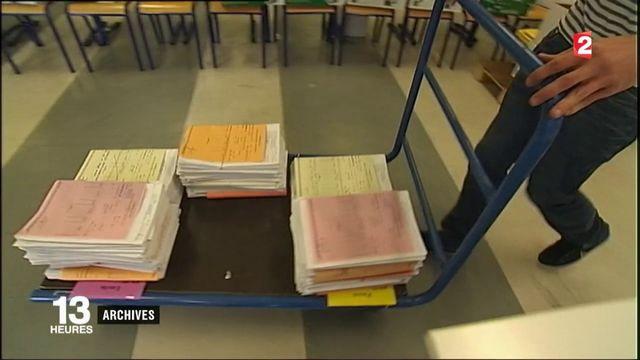 Bac : les copies volées retrouvées