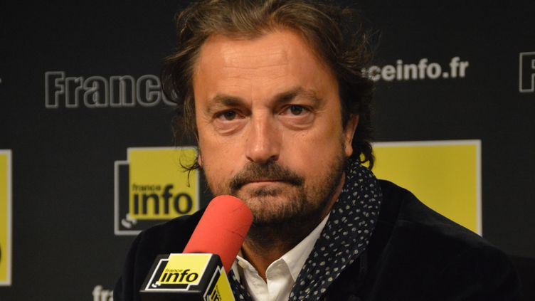 (Henri Leconte, consultant tennis © Jean-Christophe Bourdillat - Radio France)