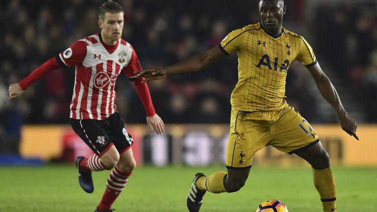 Les Saints ont craqué face à Tottenham et ont encaissé quatre buts.  (GLYN KIRK / AFP)