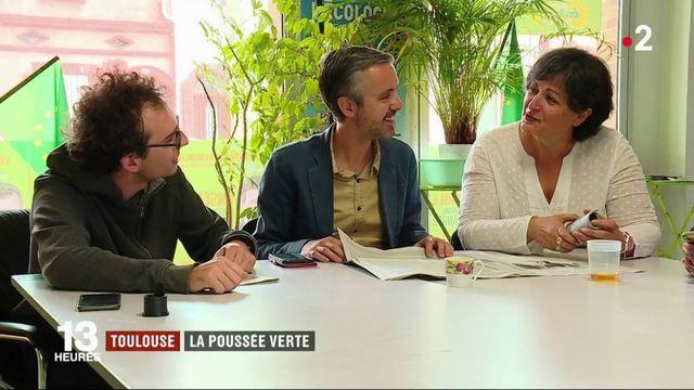 Élections européennes : les Verts obtiennent plus de 20% des voix à Toulouse