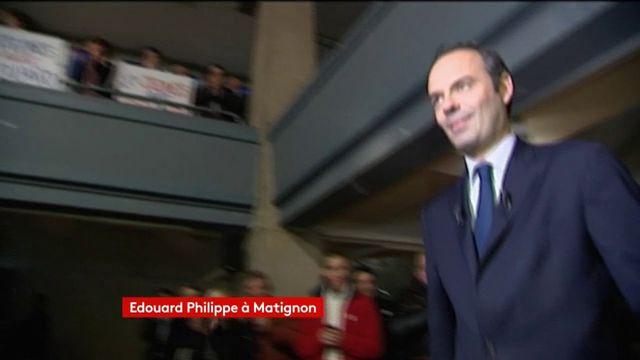 Edouard Philippe, nouveau de Premier ministre, du Havre à Matignon