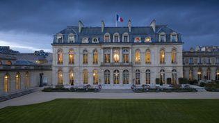 Le palais de l'Elysée, à Paris. (ERIC FEFERBERG / AFP)