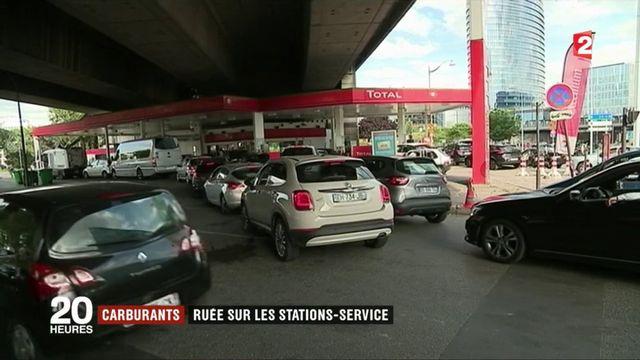 Grève des transporteurs de carburant : de nombreux Français affectés
