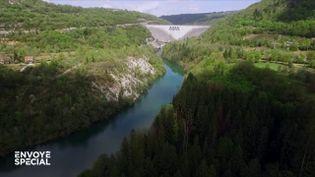 Envoyé spécial. Barrage de Vouglans : le scénario catastrophe (ENVOYÉ SPÉCIAL  / FRANCE 2)