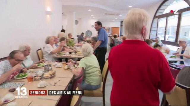 Haute-savoie : un restaurant pour les seniors