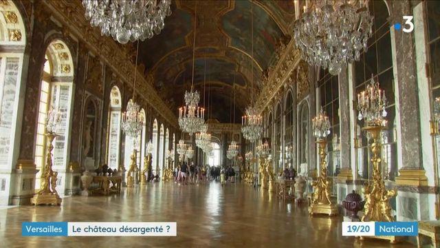 Château de Versailles : la fréquentation a drastiquement baissé