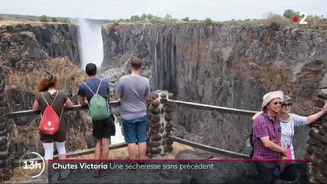 Afrique : les chutes du lac Victoria sont à sec