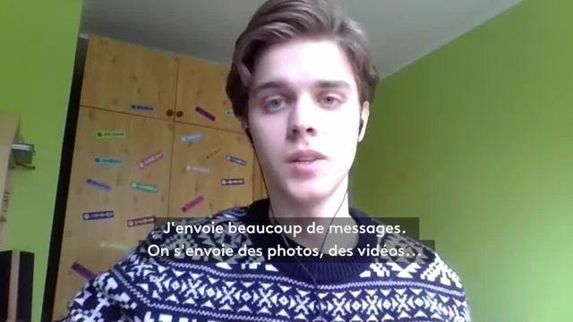 Prokop, lycéen en République tchèque