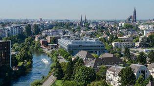 Strasbourg abrite la plus ancienne institution internationale au monde (EP- 2014)
