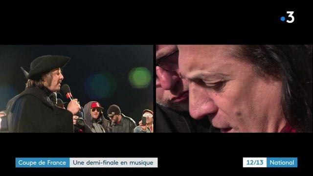 Coupe de France : un match musical dans le match Chambly - Les Herbiers