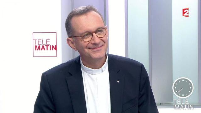 """Les 4 Vérités : """"Nous ne pouvons pas nous replier les uns sur les autres"""", martèle Mgr Olivier Ribadeau-Dumas"""