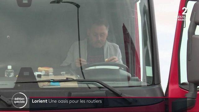 Confinement : des restaurateurs viennent en aide aux routiers