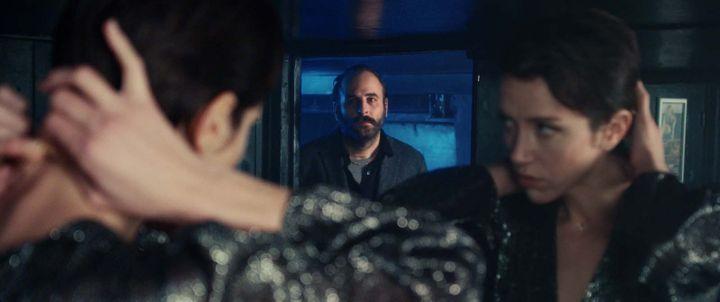 """Vincent Macaigne et Sara Giraudeau dans """"Médecin de nuit"""" deElie Wajeman (2020). (PARTIZAN FILMS)"""